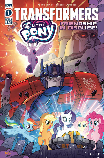 IDW Transformers & My Little Pony #1 of 4 Comic Book