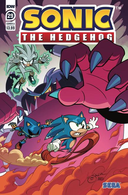 IDW Sonic The Hedgehog #29 Comic Book