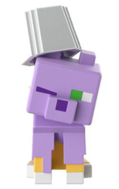 Minecraft Earth Series 19 Dyed Cat Minifigure [Loose]