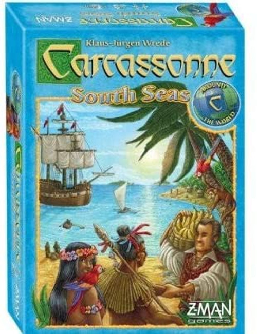 Carcassonne: South Seas Board Game