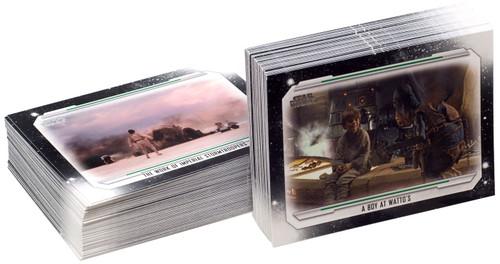 Star Wars 2019 Skywalker Saga Trading Card Set [Base]