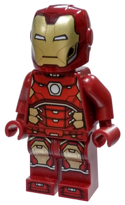 LEGO Marvel Super Heroes Avengers Iron Man Minifigure [Loose]