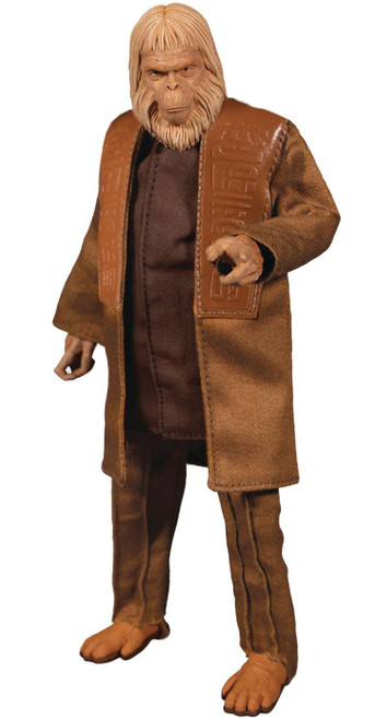 Planet of the Apes One:12 Collective Dr. Zaius Deluxe Action Figure [1968] (Pre-Order ships April)