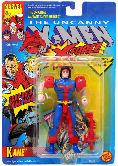 Marvel The Uncanny X-Men X-Force Warpath Action Figure [Error Package - as Kane]