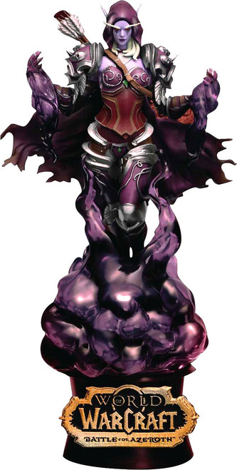 World of Warcraft D-Stage Lady Sylvanas Windrunner Statue DS-042