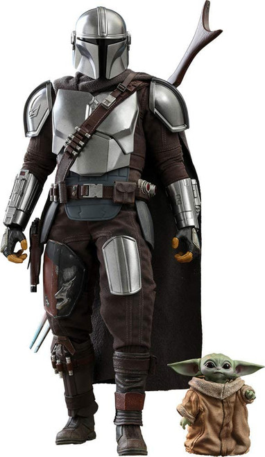 Star Wars The Mandalorian with The Child Collectible Figure [Regular Version] (Pre-Order ships July)
