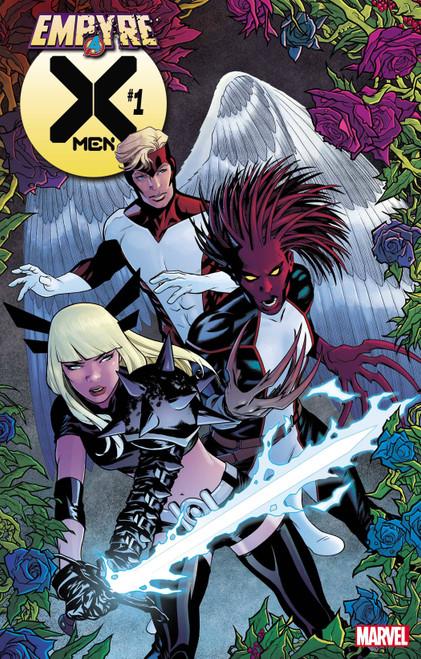 Marvel Comics Empyre #1 of 4 X-Men Comic Book