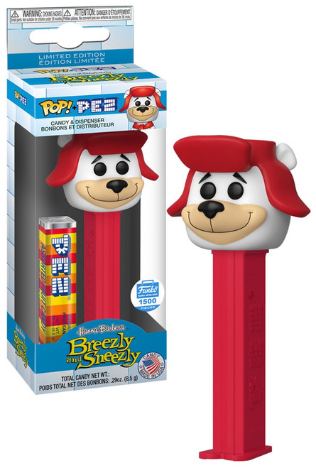 Funko Hanna-Barbera Breezly and Sneezly POP! PEZ Breezly Exclusive Candy Dispenser