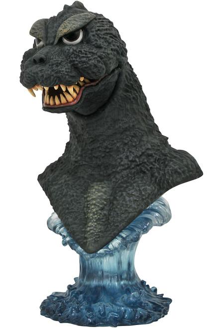 GODZILLA 1964 Legends in 3D Godzilla Half-Scale Bust [1964 Version]