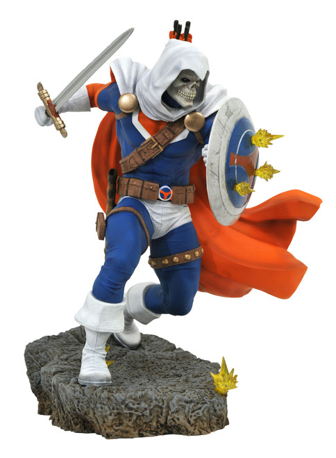 Marvel Gallery Taskmaster 11-Inch Collectible PVC Statue [Comic Version]
