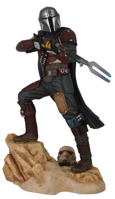 Star Wars The Mandalorian 11.5-Inch Premier Statue (Pre-Order ships November)