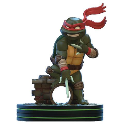 Teenage Mutant Ninja Turtles Q-Fig Raphael 5-Inch Figure Diorama