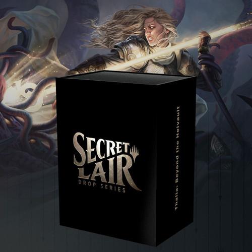 MtG Trading Card Game Thalia: Beyond the Helvault Secret Lair Drop Series