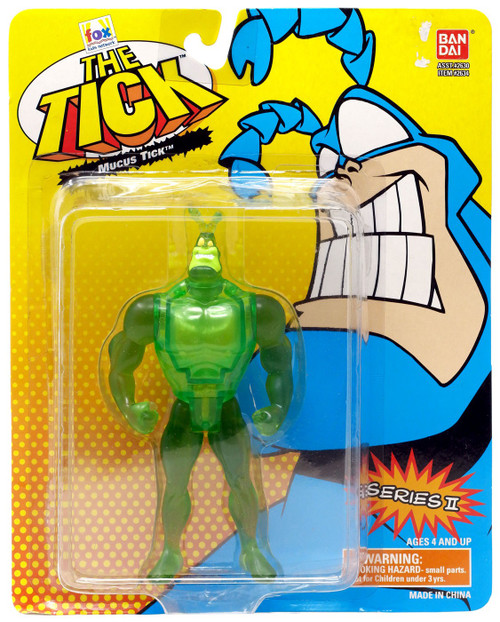 The Tick Series 2 Mucus TIck Action Figure [Damaged Package]