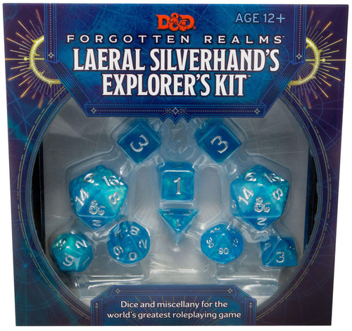 Dungeons & Dragons Forgotten Realms Laeral Silverhand's Explorer's Kit