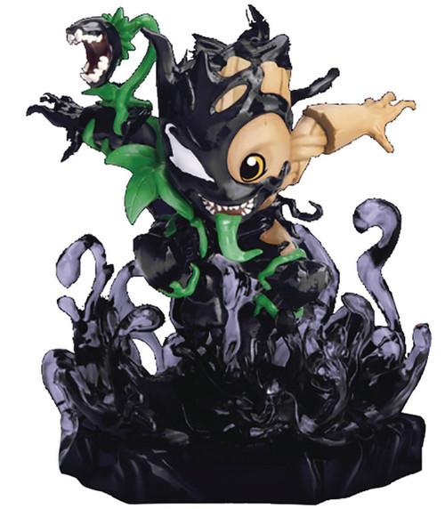 Marvel Mini Egg Attack Maximum Venom Venomized Groot 4-Inch Statue DS-018