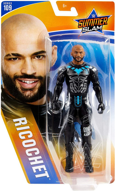WWE Wrestling Series 109 Ricochet Action Figure