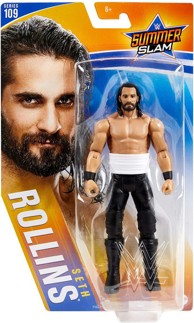 WWE Wrestling Series 109 Seth Rollins Action Figure
