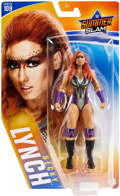WWE Wrestling Series 109 Becky Lynch Action Figure