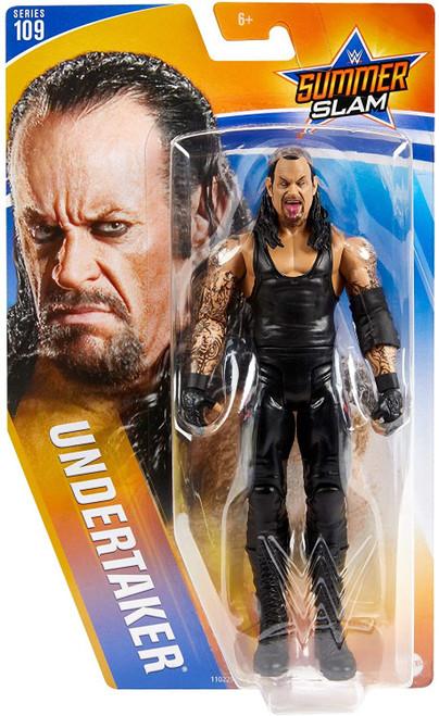 WWE Wrestling Series 109 Undertaker Action Figure