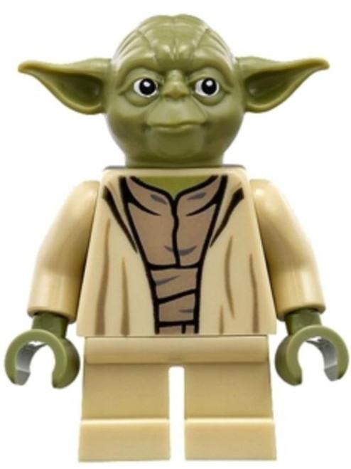 LEGO Star Wars Yoda Minifigure [Olive Green Loose]