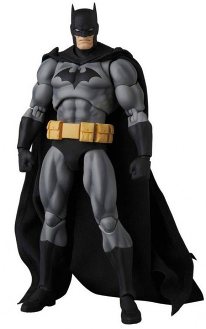 DC MAFEX Batman Exclusive Action Figure [Hush, Black Costume] (Pre-Order ships June 2021)