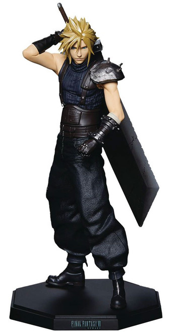 Final Fantasy VII Remake Cloud Strife 9.4-Inch Statuette