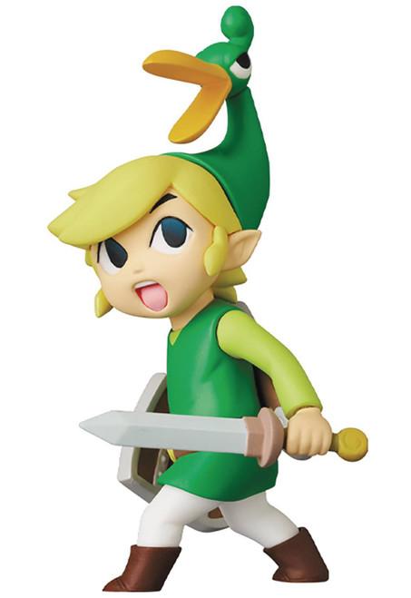 The Legend of Zelda The Minish Cap UDF Ultra Detail Figure Link 3-Inch Figure [The Minish Cap] (Pre-Order ships April)