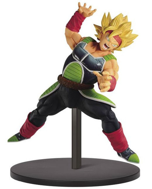 Dragon Ball Super Z-Battle Dragon Ball Z: Buyu Retsuden II Super Saiyan Bardock 5.1-Inch Collectible PVC Figure Vol.4 (Pre-Order ships November)
