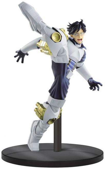 My Hero Academia The Amazing Heroes Tenya Iida 6.7-Inch Collectible PVC Figure #10 (Pre-Order ships January)