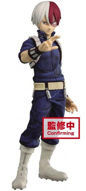 My Hero Academia Texture Shoto Todoroki 7.4-Inch Collectible PVC Figure Vol.3
