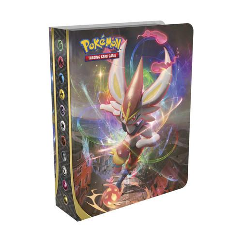 Ultra Pro Pokemon Trading Card Game Sword & Shield Rebel Clash Collector's Mini Album [Includes Booster Pack!]