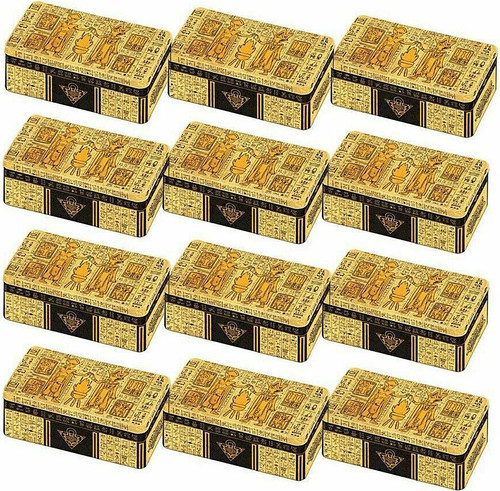 YuGiOh 2020 Tin of the Lost Memories Case of 12 Tin Sets