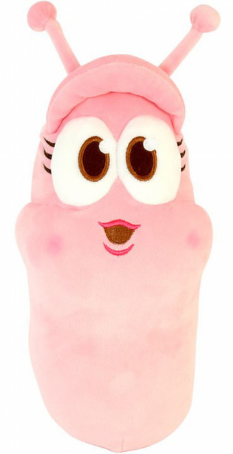 Pink Larva 8-Inch Plush with Sound
