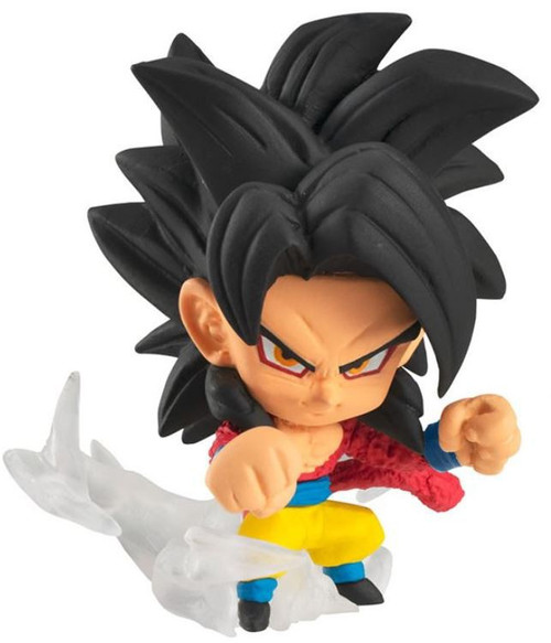 Dragon Ball Super Warriors 2 Super Saiyan 4 Goku 1.75-Inch Mini Figure [Loose]