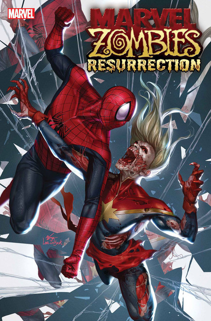 Marvel Comics Marvel Zombies Resurrection #4 of 4 Comic Book