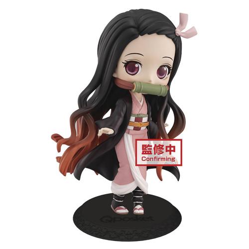 Demon Slayer: Kimetsu no Yaiba Q Posket Nezuko Kamado Collectible PVC Figure
