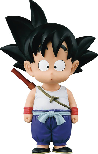 Dragon Ball Collection Goku 5.5-Inch PVC Figure [Child]
