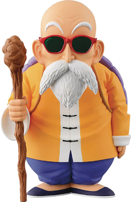 Dragon Ball Collection Master Roshi 5.5-Inch PVC Figure (Pre-Order ships November)