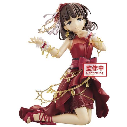 Idolmaster: Cinderella Girls Espresto Collection Mayu Sakuna 6-Inch Collectible PVC Figure (Pre-Order ships November)