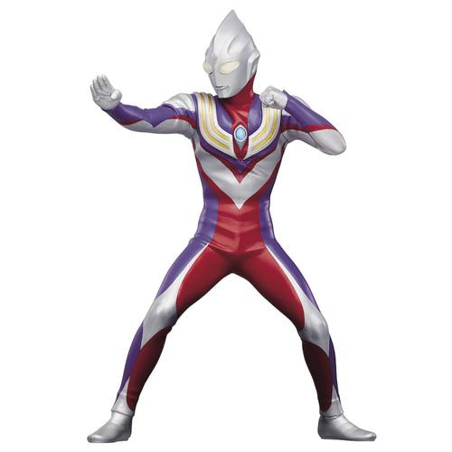 Ultraman Tiga Brave Statue Ultraman Tiga 6-Inch Collectible PVC Figure [Classic Version]