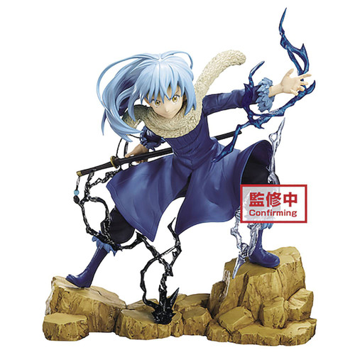 That Time I Got Reincarnated as a Slime Espresto Collection Rimuru Tempest 7-Inch Collectible PVC Figure [Dynamic Pose]