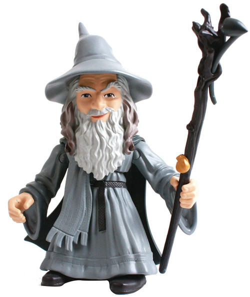 Lord of the Rings Action Vinyls Gandalf the Grey 3.25-Inch Vinyl Figure