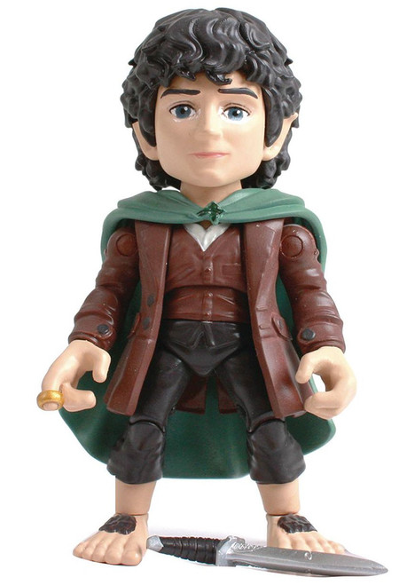 Lord of the Rings Action Vinyls Frodo Baggins 3.25-Inch Vinyl Figure (Pre-Order ships November)