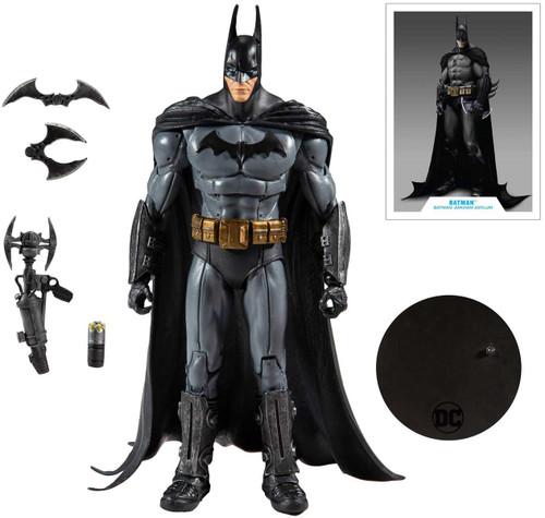 McFarlane Toys DC Multiverse Batman Action Figure [Arkham Asylum]