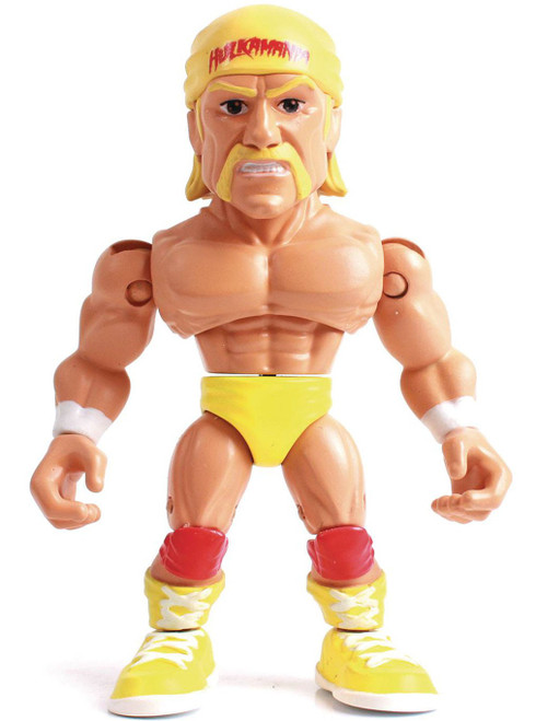 WWE Wrestling Action Vinyls Hulk Hogan 3.25-Inch Vinyl Figure (Pre-Order ships October)