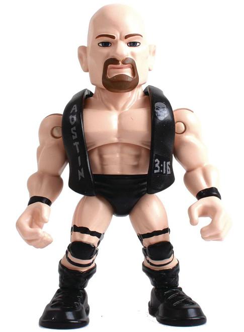 "WWE Wrestling Action Vinyls ""Stone Cold"" Steve Austin 3.25-Inch Vinyl Figure"