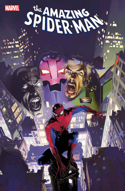 Marvel Comics Amazing Spider-Man #46 Comic Book