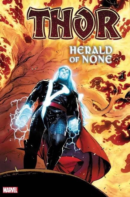 Marvel Comics Thor #6 Vol. 6 Comic Book