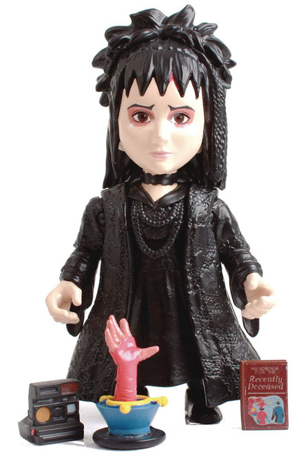 Beetlejuice Horror Action Vinyls Lydia 3.25-Inch Vinyl Figure (Pre-Order ships February)